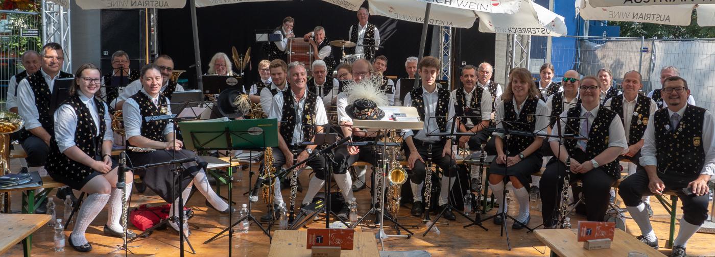 Wachauer Volksfest Frühshoppen