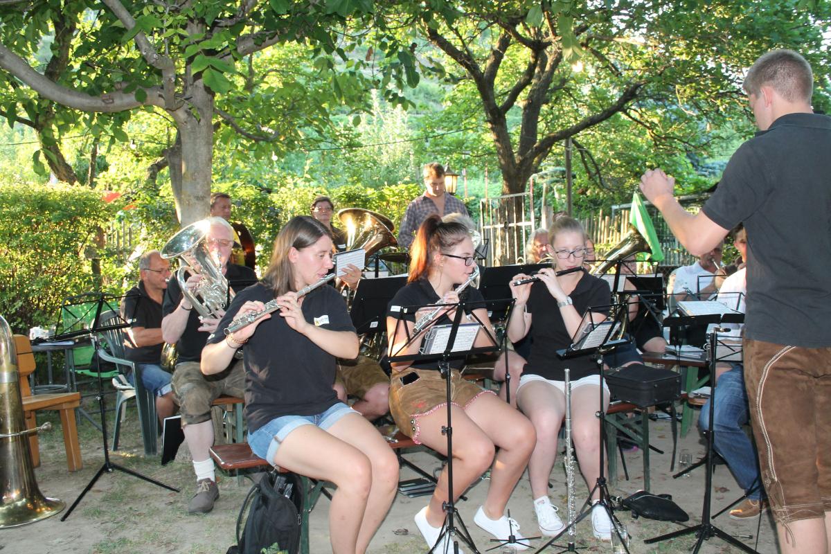 Jugendorchester Frühjahrskonzert Stadtkapelle Krems