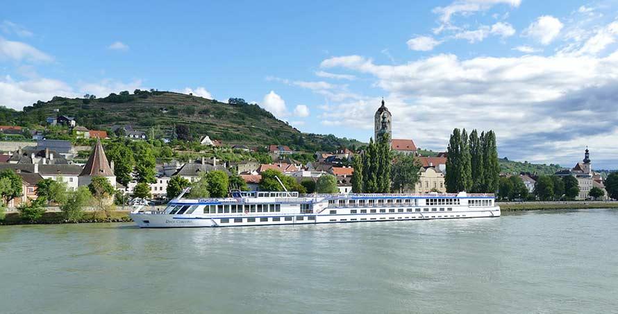 Krems an der Donau Schiffahrt
