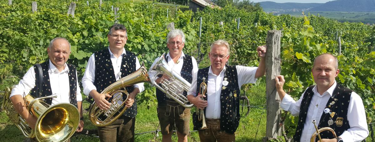 Veltliner Blech - Brassensemble der Stadtkapelle Krems